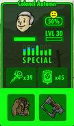 FoS Colonel Autumn Infobox