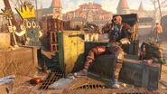 Nuka-World raider leader