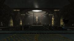 Ulysses Temple interior