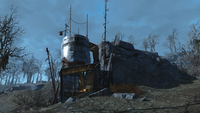 FO4 Dark Hollow pond house