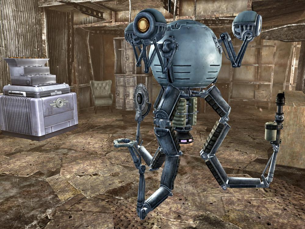 Fallout 3 house model