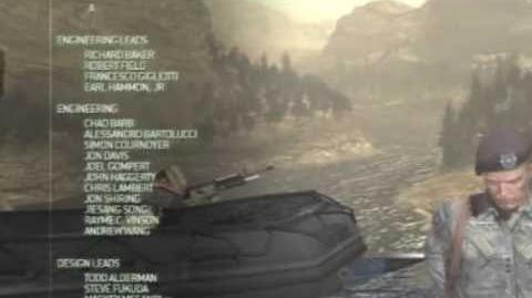 COD MW2 Quickest campaign playthrough ever SPOILERS!