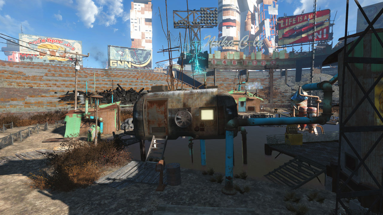 Diamond City Radio exterior.jpg