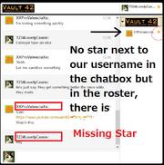 MissingStarChatBox