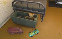 Vault 81 Clean teddy bear