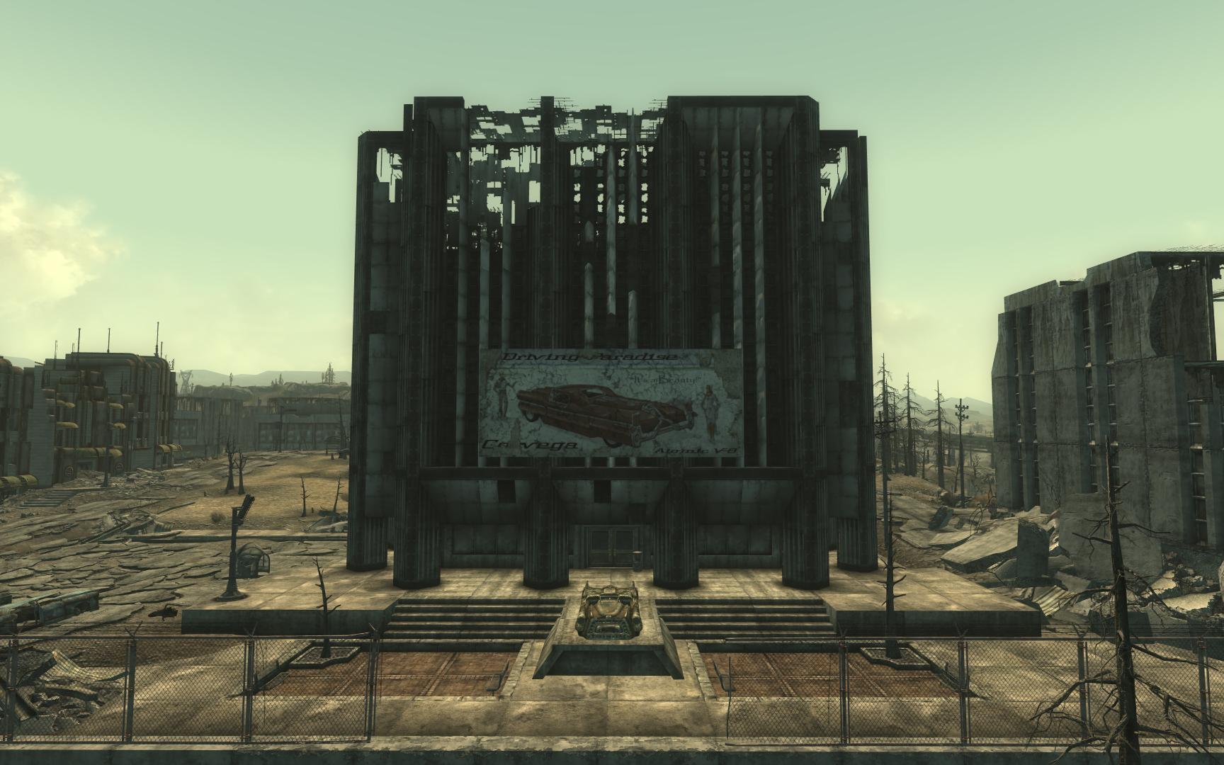 Fallout 3 model house key