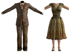 Well-heeled gambler suit