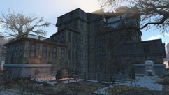 FO4 Cambridge Academic Center
