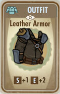 FoS Leather Armor Card