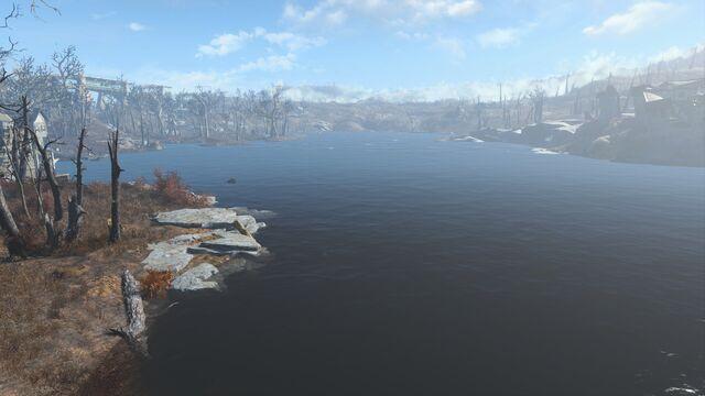 File:Lake Cochituate.jpg