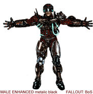 Male enhanced black