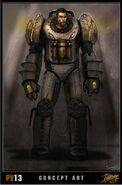 V13 Power Armor