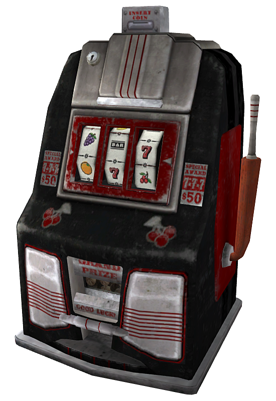 Fallout new vegas winning slot machines football gambling squares rules