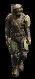Fo4 Raider survivalist