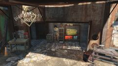 FO4 Diamond City Surplus