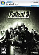 Fallout3 Cover Art PC
