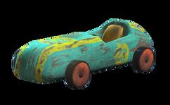 Fo4 toy car