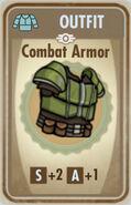 FoS Combat Armor Card