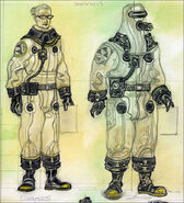 Scientist outfit CA1