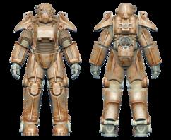 FO4 T-45 Power Armor
