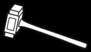 Alternate Sledgehammer icon