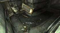 FO3 Roosevelt Academy tunnels 2