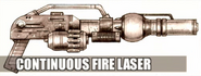 CA FoBoS continuous fire laser cut