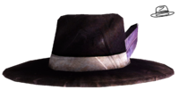 Eulogy Jones hat