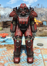 FO4 T-45 Flames