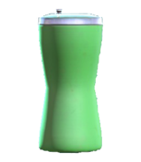 Clean salt shaker
