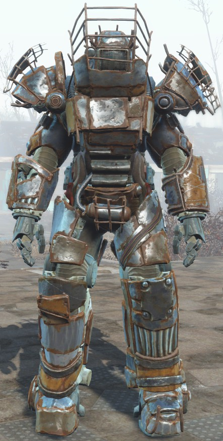 how to get the wastland surver armor in fallout 4