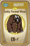FoS Lucky Formal Wear Card