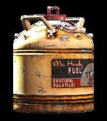 Mr Handy fuel