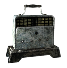 Toaster (post-war)
