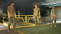 FO4VW Clem in queue