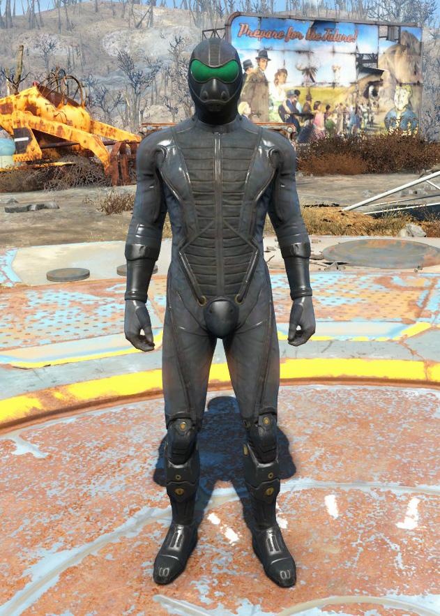 Marine Wetsuit Fallout Wiki Fandom Powered By Wikia