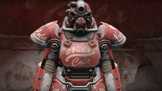 File:NukaWorld Nuka-Cola power armor.png