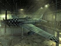 Fighter jet MOT