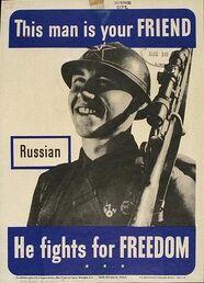 U.S. Propaganda Russian Allies