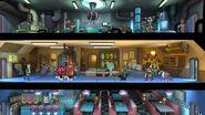 Fallout Shelter BottleCappy Vault