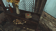The Islander's Almanac in Brooke's Head Lighthouse