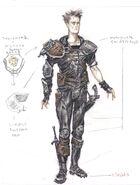 Leather armor CA1