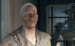 FO4 Brother Henri