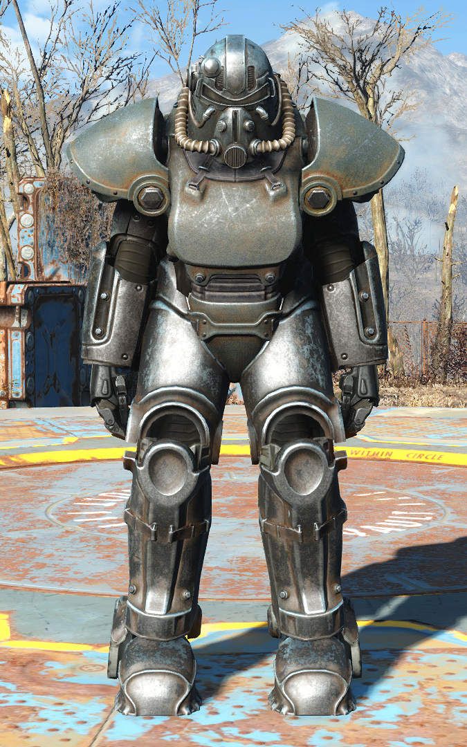 What Do You Think All The Parts Of The Power Armour Helmets Do