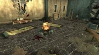 FO3 Hallowed Moors Cemetery