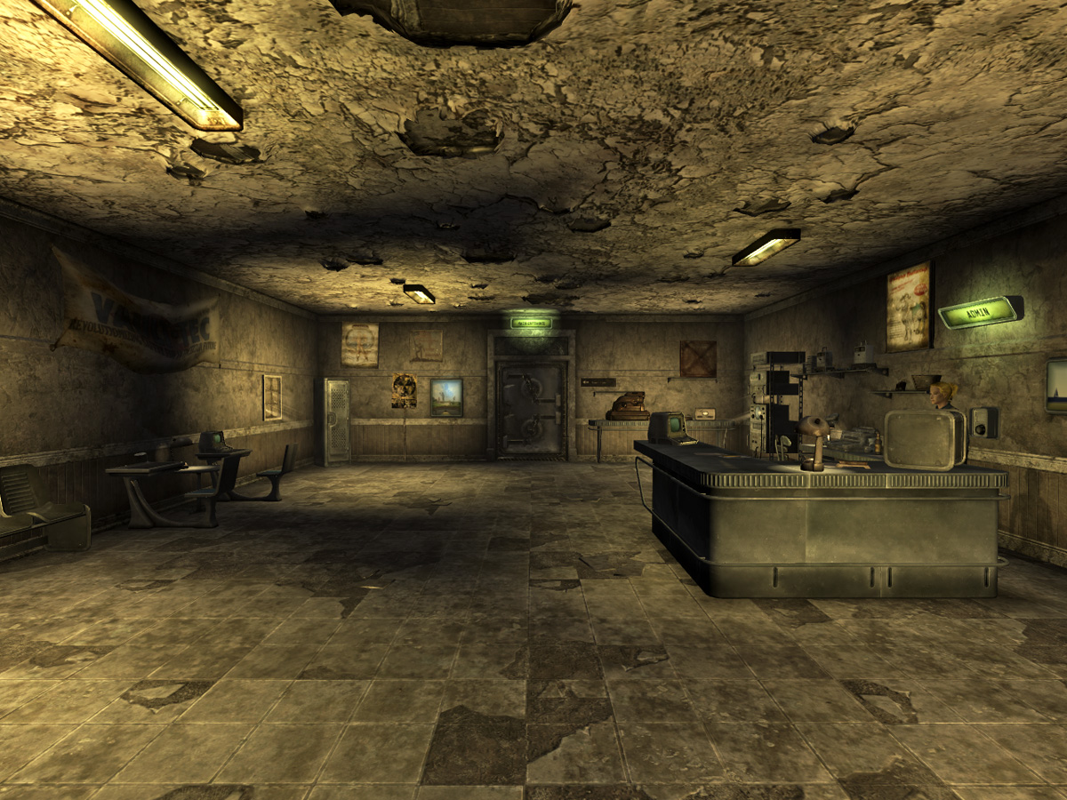 Image Vault 21 Gift Shop Fallout Wiki Fandom Powered By Wikia