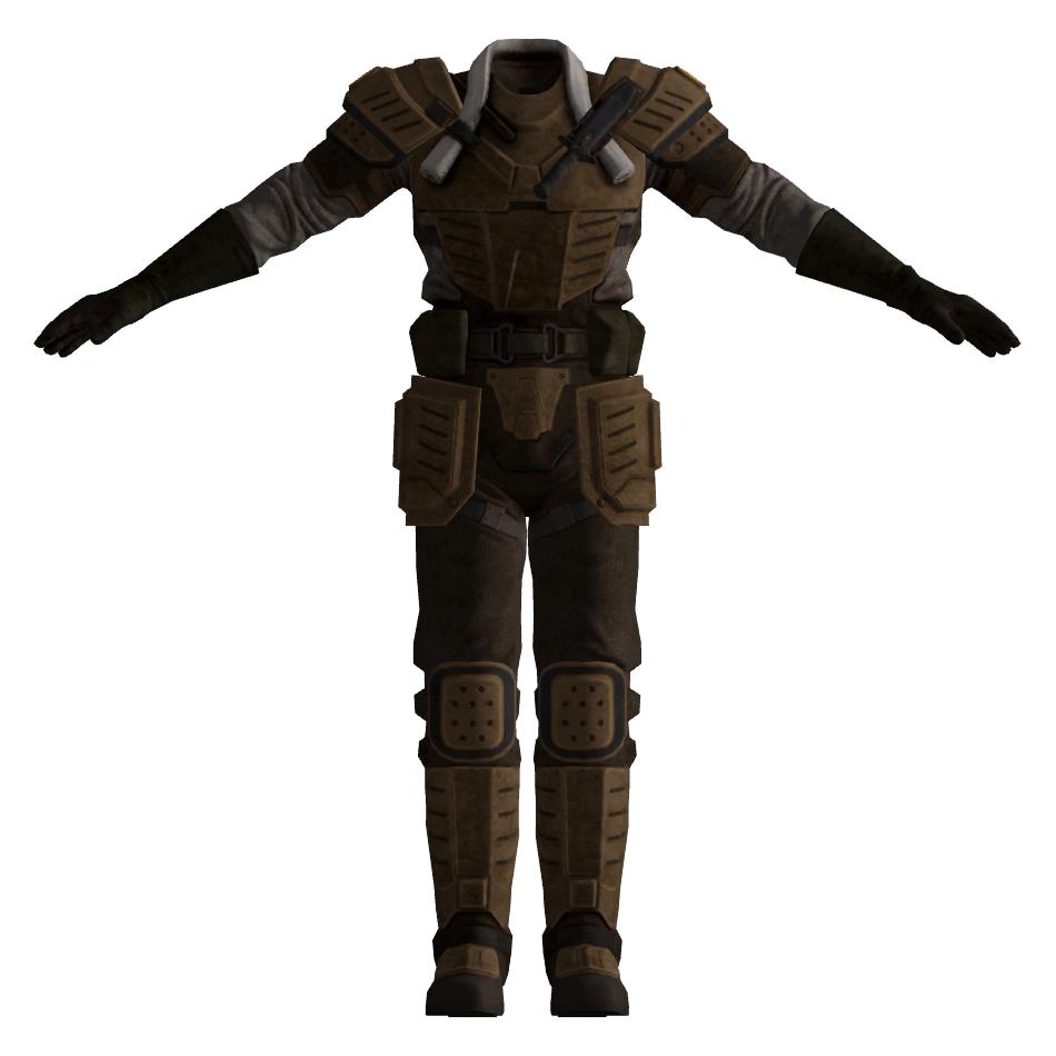 Ncr Ranger Patrol Armor Fallout Wiki Fandom Powered By