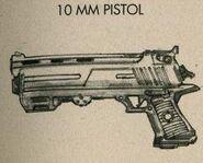 FO3 10mm Pistol