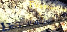 LWR graffiti