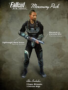 Fnv-mercenarypack
